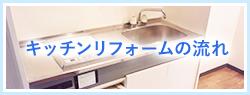 キッチンリフォームの流れ